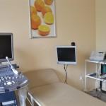 Ultrasonogrāfisko izmeklējumu aprīkojums